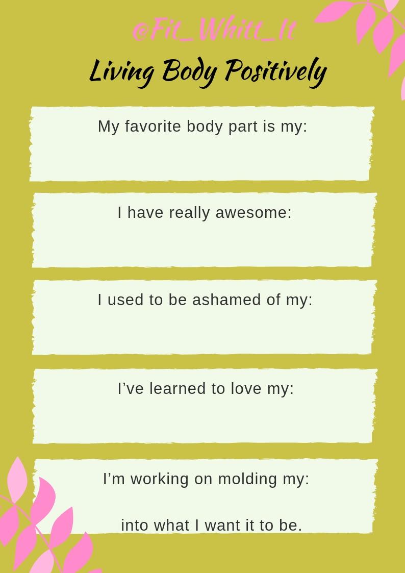 Living Body + Homework